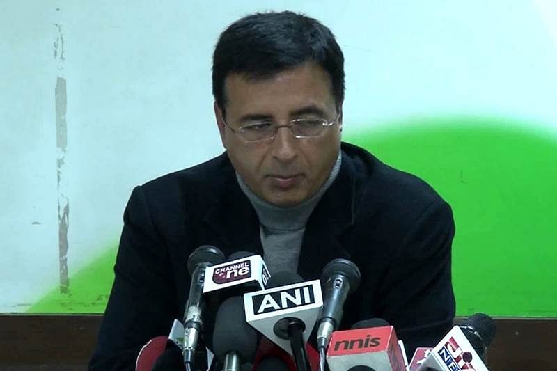 Congress Working Committee will meet after Parliament session: Randeep Surjewala