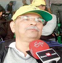 Rishi Shukla meets CM; gets green signal