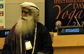 Yoga not Indian, Sadhguru tells UN in rhetoric challenge