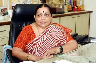 Simple living, high thinking – Dr. Sudha Vyas, Principal, K. J. Somaiya College