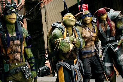 Movie Review: Teenage Mutant Ninja Turtles: Out of the Shadows – Enjoyable action adventure