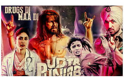 SC refuses to entertain plea to stay release of 'Udta Punjab'