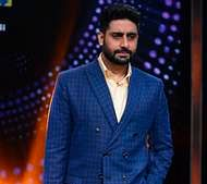 Abhishek is the lucky mascot for comedies