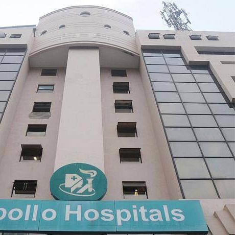 Foreign entity sells shares worth Rs 384 crore in Apollo Hospitals Enterprises