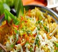 Kolkata civic body cracks down on synthetic colours in biriyani
