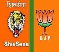 BJP Shiv Sena in Maharashtra fight over water
