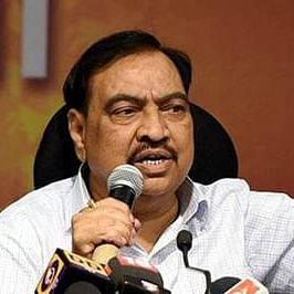 Devendra Fadnavis, Girish Mahajan ensured I was denied Assembly ticket: Eknath Khadse