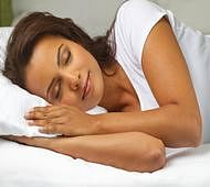 Your sleep relates to what you eat