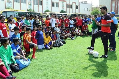 U-17 World Cup: Five boys shortlisted from overseas trials