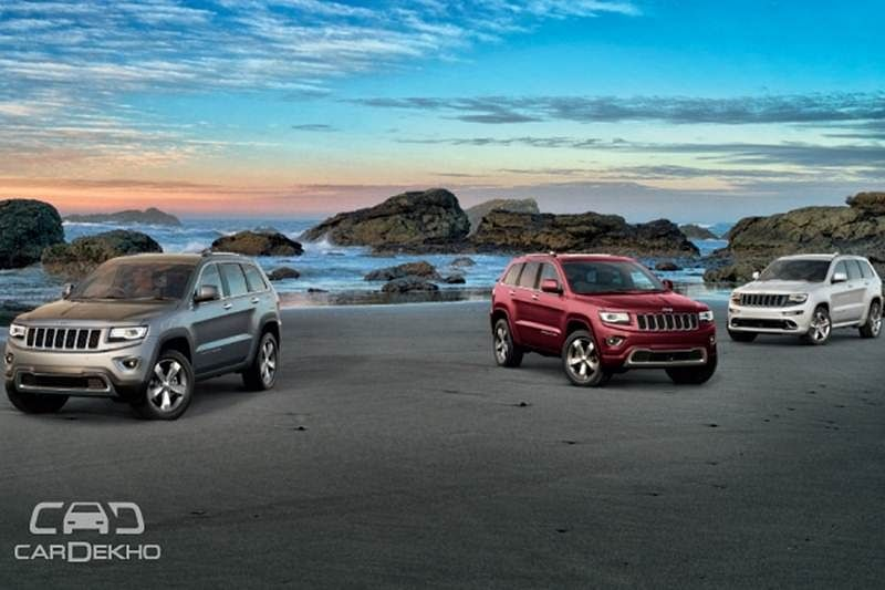 Jeep India Reveals Details Of Grand Cherokee
