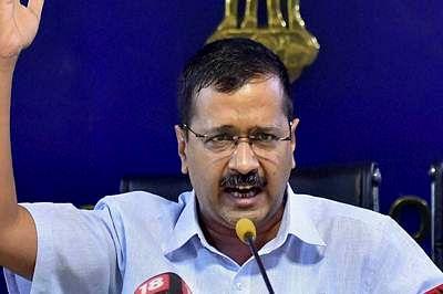 SC judgment 'tight slap on dictatorial Modi govt': Kejriwal