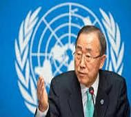 Ban Ki-moon hails Indo-US commitment to joining Paris accord