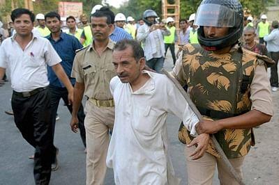 Mathura Clashes: Intruders claim loyalty to Netaji