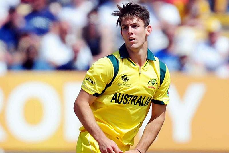 India vs Australia: Mitch Marsh ruled out of 1st ODI, uncapped Turner called as cover