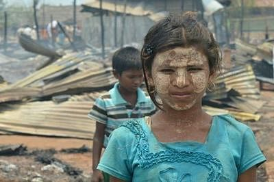 Myanmar Rohingya may be victims of crimes against humanity: UN