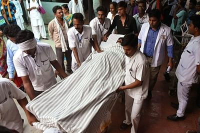 Pulgaon Fire: 16 brave hearts die in bid to save army depot