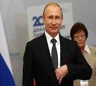 Twitter restores Putin's parody account