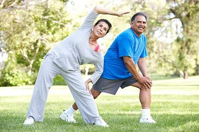 Regular exercise helps muscles repair themselves after injury