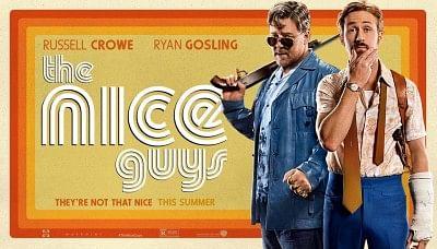 Movie Review: The Nice Guys – Noirish crime caper