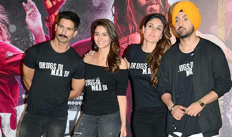 Bollywood town gives thumbs up to 'Udta Punjab'