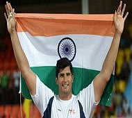 Will compete less in run-up to Olympics: Vikas Gowda