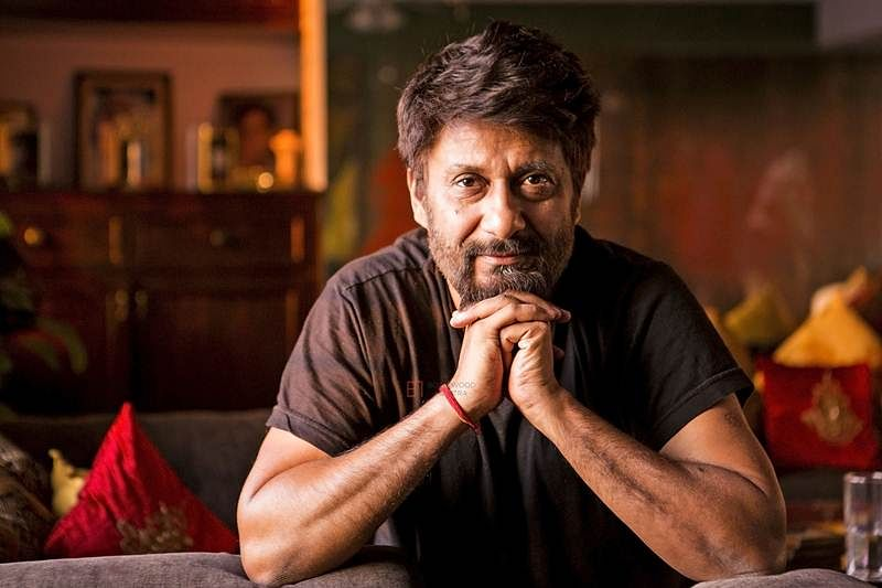 'Glad to see we have moved on from cow urine':  Twitter slams Vivek Agnihotri for recommending use of turmeric, lemon and rasam to fight coronavirus