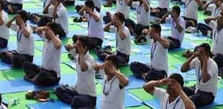 Indore: CBSE asks schools to celebrate Yoga Day; practice yoga round the year