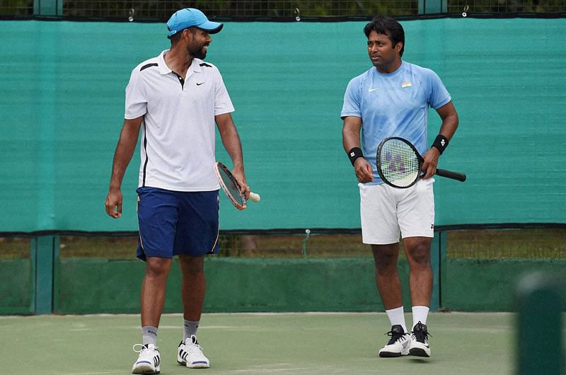 Indian Davis Cup team wants the tie against Pakistan in Islamabad next month to be shifted to a neutral venue