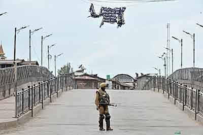 Media blackout keeps Jammu & Kashmir from India