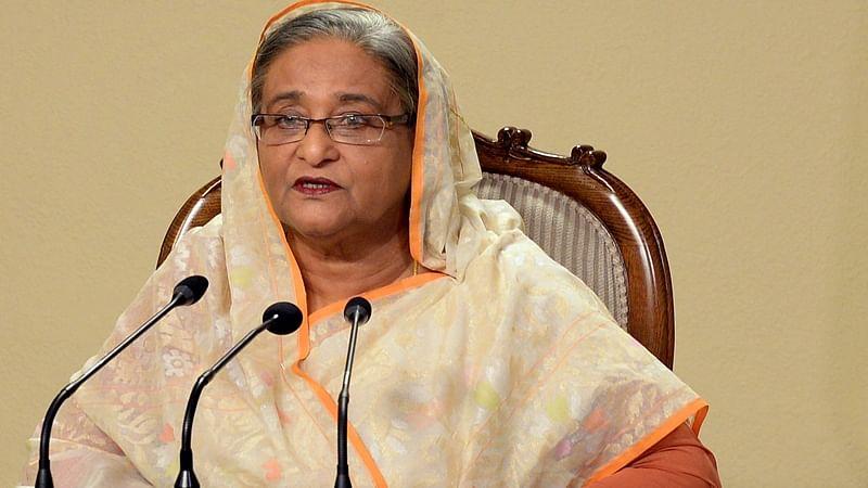 Bangladesh PM Sheikh Hasina honoured with Vaccine Hero Award in New York