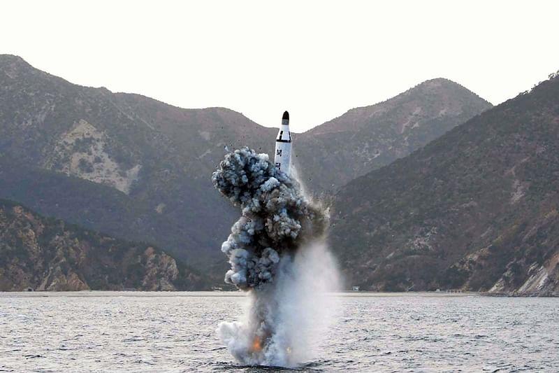 North Korea missile test 'provocative action': Kremlin