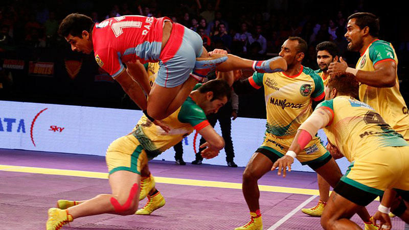 Panthers rally to down Patna Pirates