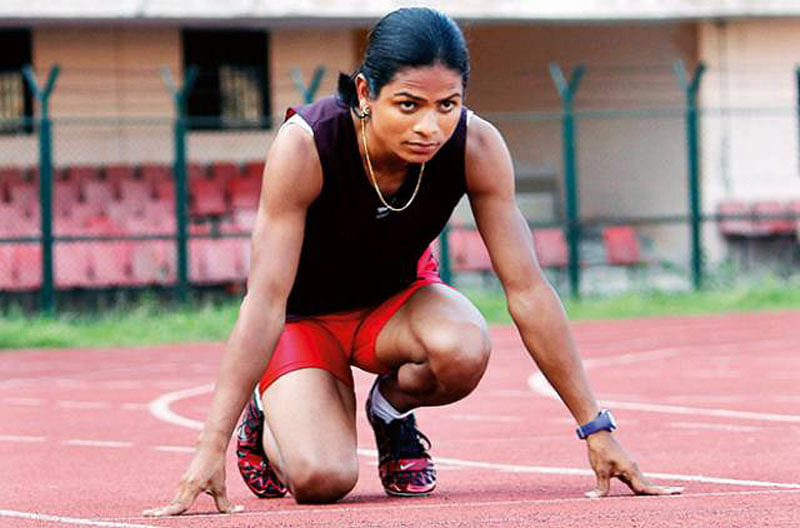 Dutee Chand's family against her same-sex relationship, blames KIIT of conspiring to seize her wealth