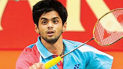 Six Indian shuttlers enter second round