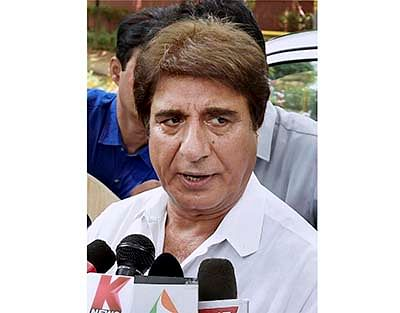 Rahul Gandhi considered Amethi his family, loss has pained him: Raj Babbar