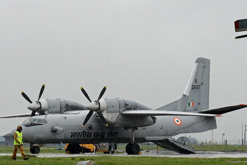 A month on, search continues for missing AN-32