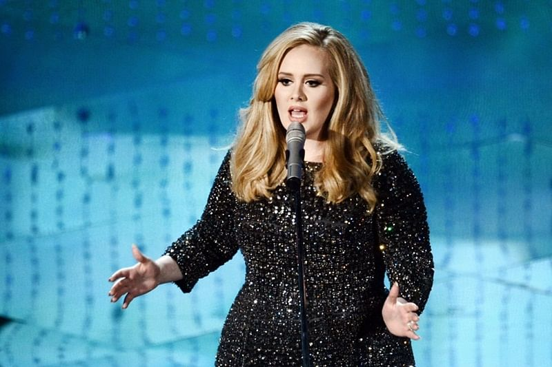 Adele teases Australian tour