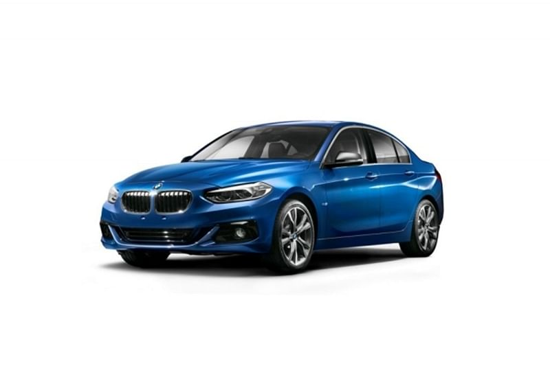 BMW 1-Series Sedan Unveiled : Should It Come To India?