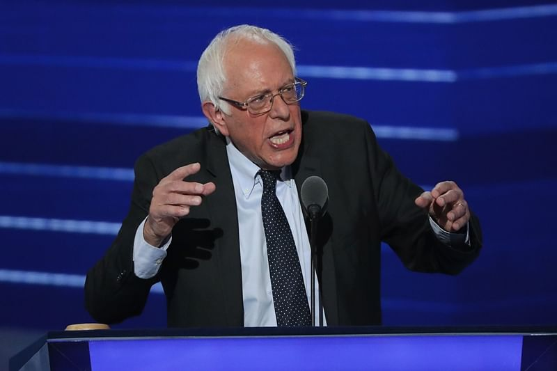 Hillary will make 'outstanding' US President: Sanders