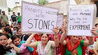 Kashmiri Pandits to observe 'genocide day' on January 19