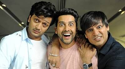 Open Letter to Vivek, Riteish and Aftab for 'Great Grand Masti'