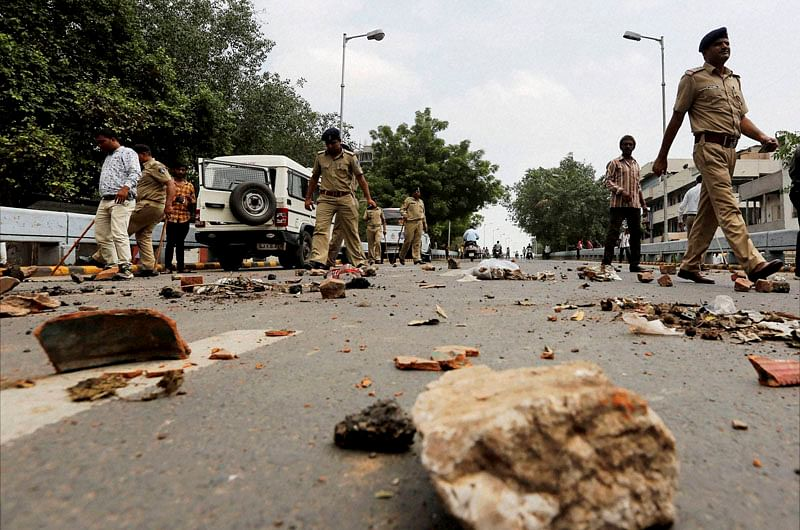 Gujarat Violence: Dalits on the warpath