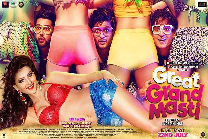 Movie Review: Great Grand Masti – Neither 'Great' nor 'Grand'
