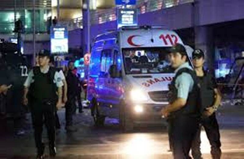 Istanbul airport bombers planned hostage-taking