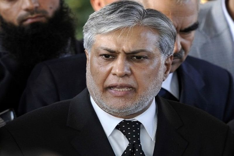 Pakistan court declares Finance Minister Ishaq Dar proclaimed offender in graft case