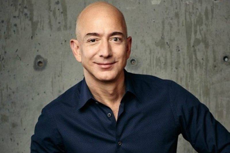 Jeff Bezos sells Amazon shares worth USD 1.8 billion