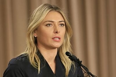 Maria Sharapova doping ban reduced to 15 months by CAS