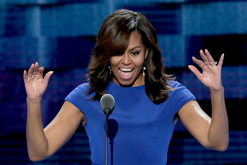 Diversity makes us who we are: Michelle Obama