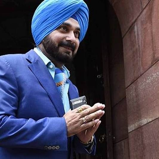 Kartarpur Corridor: Sidhu seeks govt clearance to attend opening in Pakistan