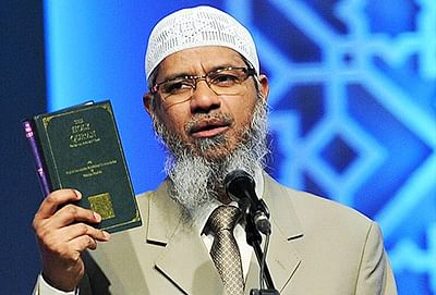 My statements 'doctored and tampered with': Zakir Naik